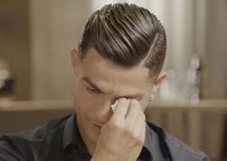 """Ronaldo göz yaşı tökdü: &quot;Həmişə sərxoş olurdu&quot; - <span class=""""color_red"""">VİDEO</span>"""