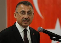 """Fuat Oktay: """"Türkiyə ilə Azərbaycan arasında ticarət dövriyyəsi 8 dəfə artıb"""""""