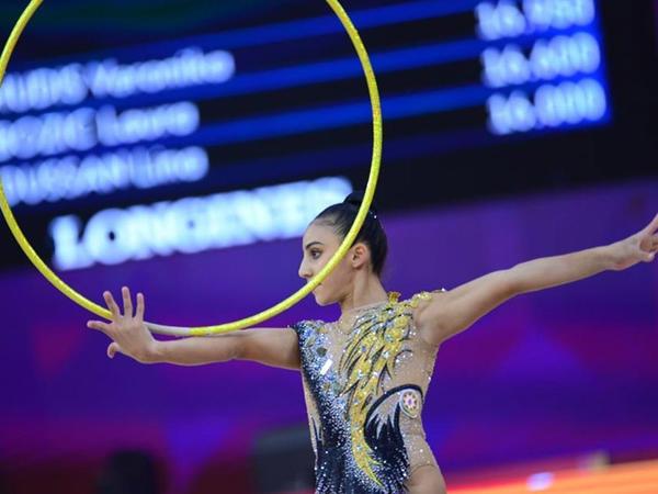 Azərbaycan idmançıları üçün bədii gimnastika üzrə 37-ci dünya çempionatının ilk günü necə başa çatdı