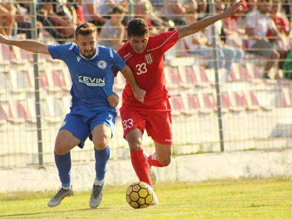"""Eltun Turabov 90 dəqiqə oynadı, <span class=""""color_red""""> komandası """"Kukesi""""ni məğlub etdi</span>"""