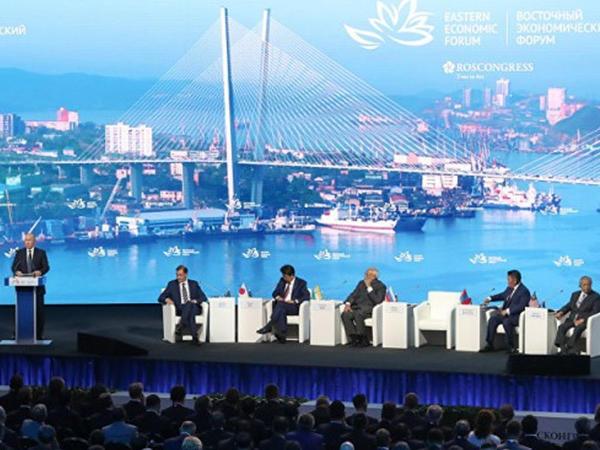Şərq İqtisadi Forumu: Asiyada geosiyasi dinamika yeniləşir