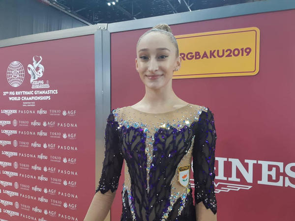 """Kiprli gimnast: """"Bura cənnətdir"""""""