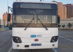 Qaydaları pozan marşrut sürücüsü işdən çıxarıldı - FOTO