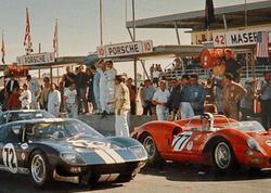 Ford v. Ferrari filminin ikinci fraqmenti yayımlandı - VİDEO