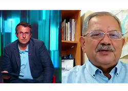 "Trend-in baş direktor müavini Rusiyanın ""Vesti-24"" kanalında - VİDEO"