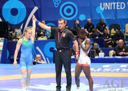 Mariya Stadnik Olimpiya Oyunlarına vəsiqə qazandı