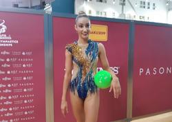 """Avstraliya gimnastı: """"Ümid edirəm ki, bizdə də bu cür gözəl zallar olacaq"""""""