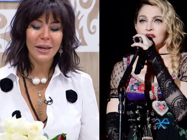 """Brilliant Dadaşova: """"Madonnanı müğənni hesab etmirəm, sıfırdır"""""""