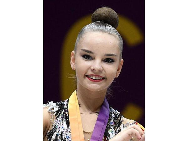 """Rusiya gimnastı: """"Bura doğma zaldır, doğma xalçadır, doğma Bakıdır"""""""