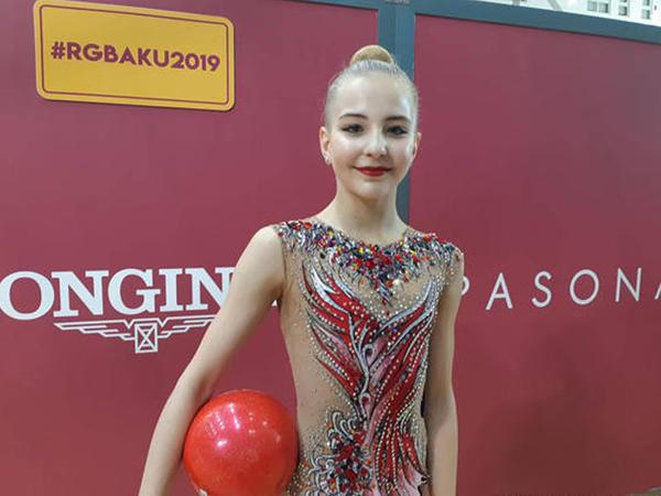 """Avstraliya gimnastı: """"Bakıda biz nağıllar aləminə düşürük"""""""