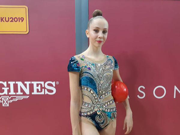 """Litva gimnastı: """"Dünya çempionatının açılış mərasimi ecazkar idi"""""""