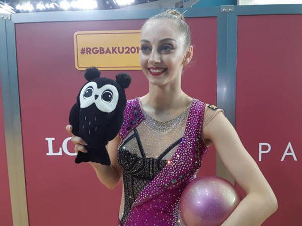 Bolqarıstan gimnastı dünya çempionatında çıxışı barədə təəssüratlarını bölüşüb