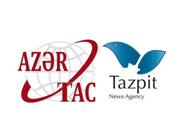 AZƏRTAC və Tazpit gündəlik informasiya mübadiləsinə başlayıblar