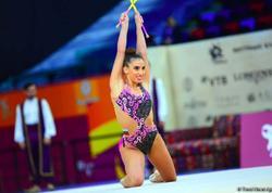 """Milli Gimnastika Arenasında bədii gimnastika üzrə dünya çempionatı davam edir - <span class=""""color_red"""">FOTO</span>"""