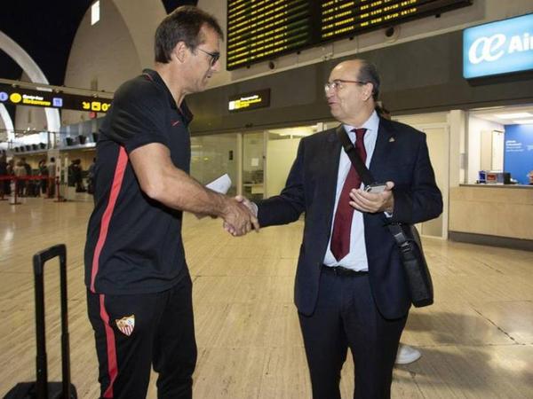"""""""Mən indi &quot;Real&quot;ı yox, yalnız """"Qarabağ""""ı düşünürəm&quot; - <span class=""""color_red"""">""""Sevilya""""nın prezidenti</span>"""