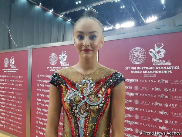 """Özbəkistan gimnastı: """"Biz azərbaycanlı gimnastların uğurlarını izləyirik"""""""