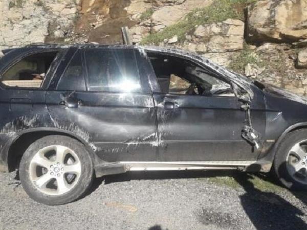"""Azərbaycanda &quot;BMW X5&quot; aşdı - <span class=""""color_red"""">Xanım müğənni öldü</span>"""