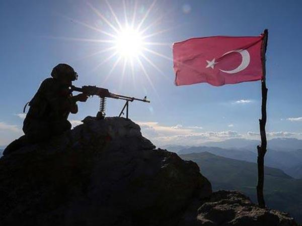 Türkiyədə 6 PKK-çı polisə təslim oldu