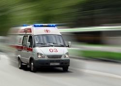 Rusiyada Azərbaycan vətəndaşları olan mikroavtobus qəzaya uğrayıb