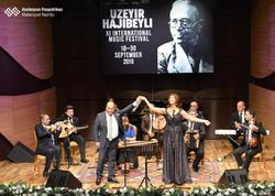 Muğam Mərkəzində Milli musiqi gününə həsr olunmuş tədbir keçirilib - FOTO