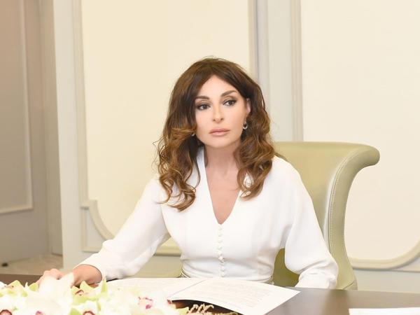 """Birinci vitse-prezident Mehriban Əliyeva """"Əsrin müqaviləsi""""nin 25 illiyi ilə əlaqədar İnstaqram səhifəsində paylaşım edib"""