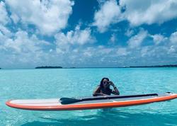 """Dilarənin Maldiv sərgüzəştləri - <span class=""""color_red"""">FOTO</span>"""