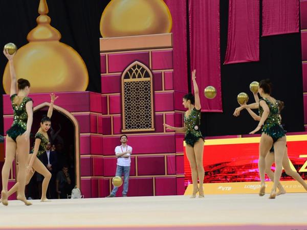 Azərbaycanın qrup komandası dünya kubokunun finalına çıxıb