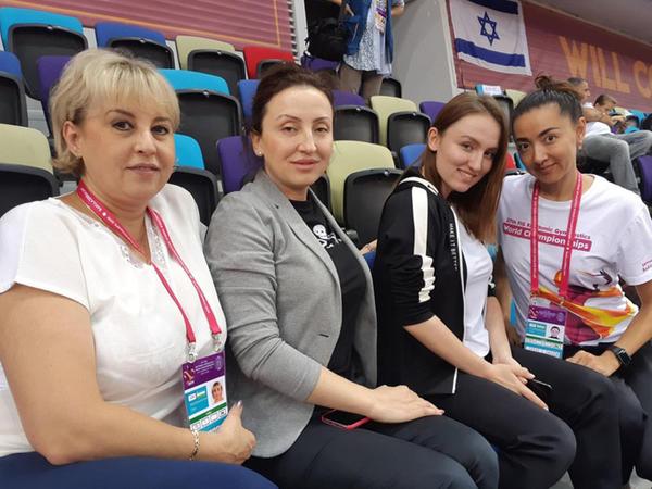Bakıda yarışlar hər zaman ən yüksək səviyyədədir - Asiya Gimnastika İttifaqı Texniki Komitəsinin prezidenti