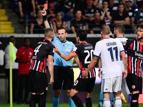 UEFA-dan Rebiçə sərt cəza