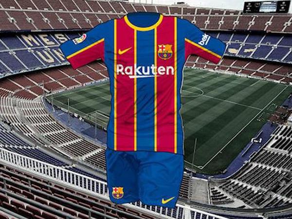 """""""Barselona""""nın yeni forması belə olacaq"""