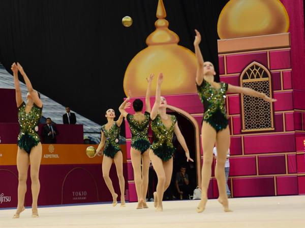 Azərbaycanın qrup komandası Olimpiya Oyunları-2020 üçün lisenziya qazanıb - FOTO