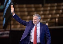 Bill de Blazio 2020-ci il prezident seçkilərində mübarizəni dayandırdığını bildirib
