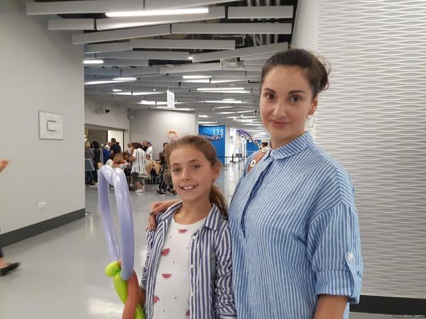 Bakıdakı gimnastika arenası heyrətləndirici təəssürat yaradıb - estoniyalı tamaşaçı