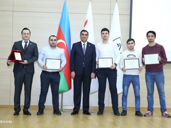 Bakı Ali Neft Məktəbinin startapı ABŞ-ın məşhur biznes inkubasiya proqramına qəbul olunub