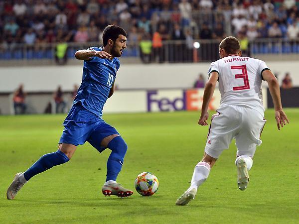 """Millimizin oyununa azarkeş buraxılmayacaq - <span class=""""color_red"""">UEFA-dan qərar</span>"""