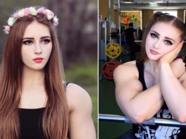 """Əzələli rus Barbie - <span class=""""color_red"""">FOTOlar</span>"""