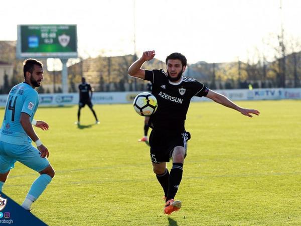 """""""Qarabağ""""dan ardıcıl 5-ci qələbə"""
