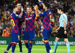 """Arturdan möhtəşəm qol, &quot;Barselona&quot; qələbə qazandı - <span class=""""color_red"""">VİDEO - FOTO</span>"""