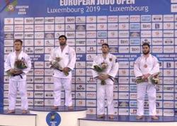 Cüdoçularımız Avropa açıq kubokunda 4 medal qazanıblar