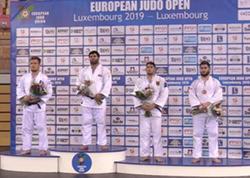 Cüdoçularımız Avropa kubokundan 4 medalla qayıdırlar