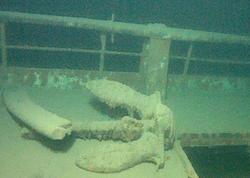 """118 il əvvəl batmış """"kabus gəmisi"""" tapıldı - FOTO"""