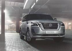 Yenilənmiş Nissan Patrol Dubayda təqdim edilib - FOTO