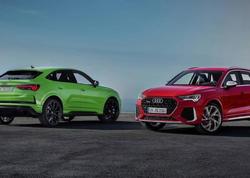 Audi yeni RS modellərini təqdim edib - FOTO