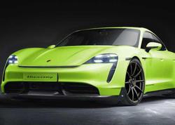 Porsche Taycan üçün ilk tüninq dəsti təqdim edilib - FOTO