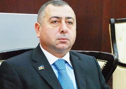 Rafael Cəbrayılov parlamentin iclasına gəlmədi
