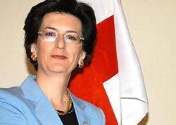 """""""Saakaşvili gülünc vəziyyətdədir"""" – <span class=""""color_red"""">Burcanadze</span>"""