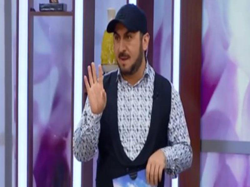 Efirdə Toliklə müğənni arasında GƏRGİNLİK -
