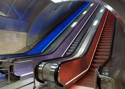 Bakı metrosunda ən uzun eskalator bu stansiyadadır