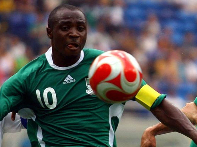 Nigeriyalı futbolçu infarktdan öldü