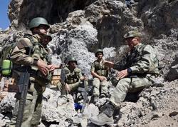 Türkiyə İraqın şimalında 17 terrorçunu məhv etdi